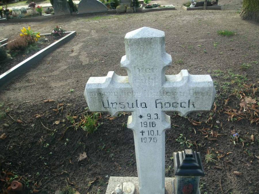Friedhof Rauen