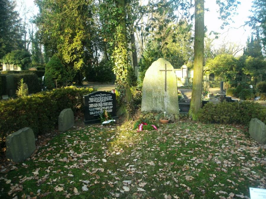 Friedhof Kalkberge